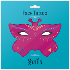 Face Tattoo-Fairy Dust small size