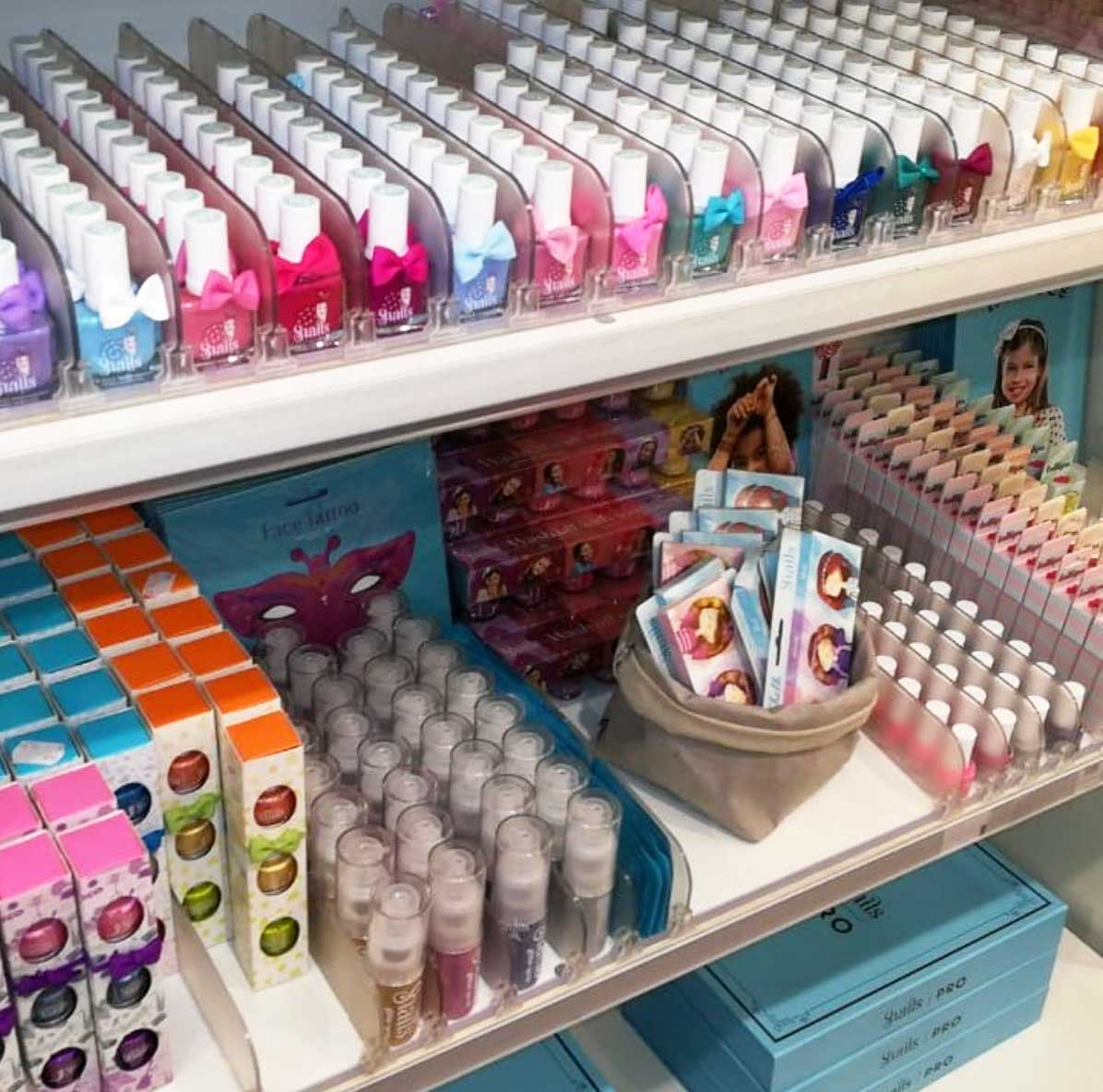 Safe'N'Beautiful  Washable nail polish for kids and adults